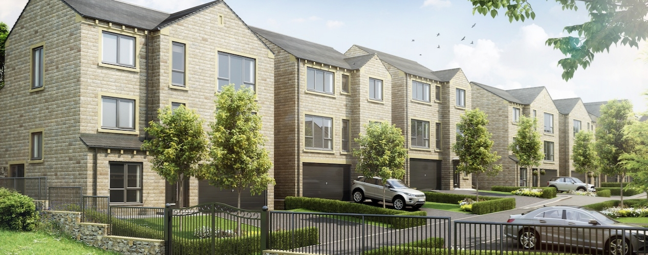 29 three and four bed detached homes in Denby Dale