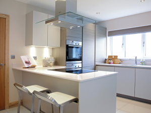 Contemporary kitchen at SummerFord