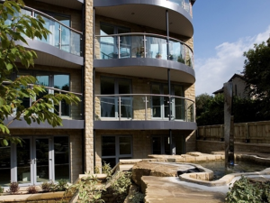 Somersbury Court apartments in Huddersfield
