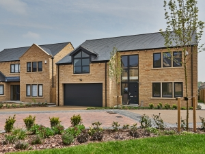 New homes at Stocksmead, Stocksmoor