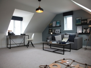 Flexible living space at Swaine Meadow, Hoylandswaine