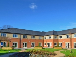 Augustus Care Centre in Garforth built by Conroy Brook for Meridian Healthcare.
