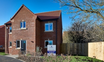 HighFields, Clowne - new homes.