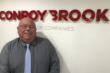 Shaun Blakeley - Head of Construction at Conroy Brook Group