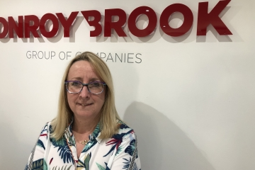Janet Clarke, Conroy Brook Financial Controller