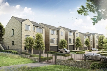 Conroy Brook Denby Dale development set to welcome first families