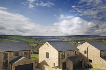 Conroy Brook Pennine Gardens development wins Yorkshire Property Industry Award