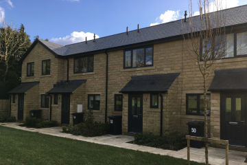 Holme View Avenue - Affordable homes from Conroy Brook in Upperthong, Holmfirth