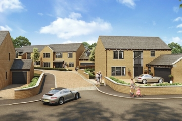 New flagship residential development coming to Stocksmoor - Conroy Brook