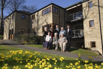 Goldsborough Estates Appointed to Manage Holme Valley Court