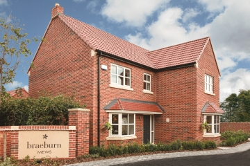 Braeburn Mews - new homes in Bawtry, Doncaster
