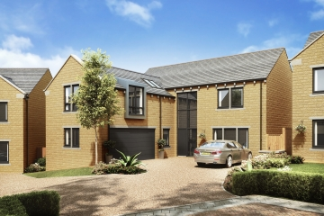 New homes in Stocksmoor