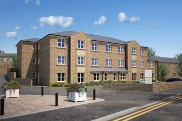 Conroy Brook & Meridian Healthcare to build new care home in Denby Dale