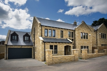 Broomfield Avenue Shortlisted for 2012 Housebuilder Awards