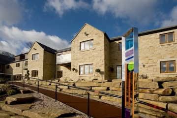 Most Outstanding Retirement Development in the UK - Holme Valley Court