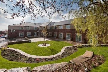 Care home developed by Conroy Brook shortlisted for national award