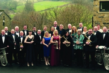 Hepworth Brass Band Concert to Celebrate 21st Anniversary of Conroy Brook