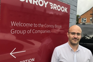 Conroy Brook appoints Senior Quantity Surveyor for new homes in Clowne