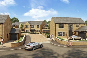 Fabulous New Showhome Coming Soon to Stocksmoor - Conroy Brook