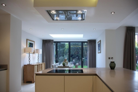 Kitchen at Forge View, Sheffield