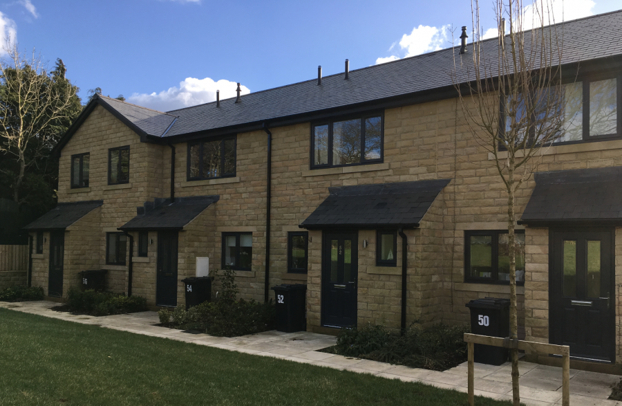 Holme View Avenue, Holmfirth - Affordable housing from Conroy Brook