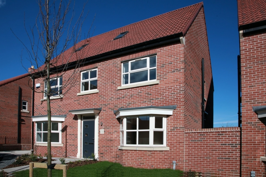 All new homes at Braeburn Mews, Bawtry now reserved